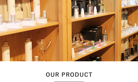 香水の製品情報